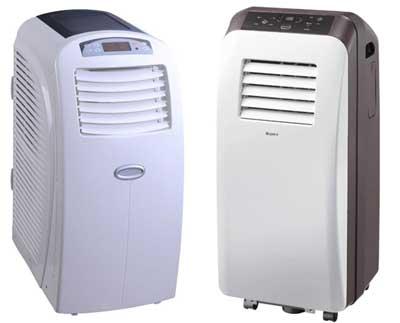 Le climatiseur mobile monobloc