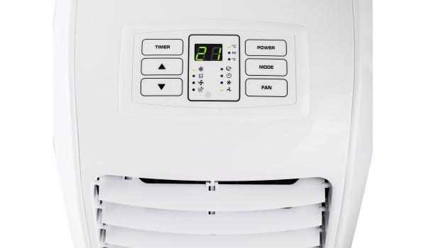 Commandes du climatiseur mobile Tristar AC-5517