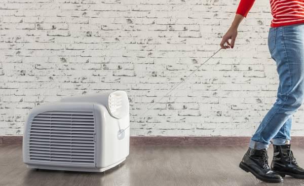 Mini climatiseur Issimo 2